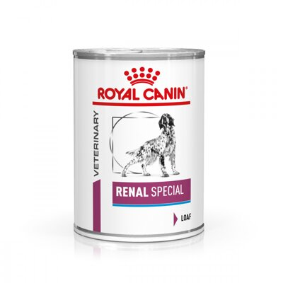 Veterinary Diet Dog Renal Special Can