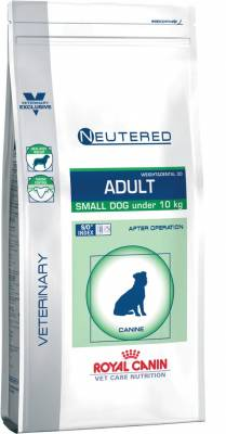 Veterinary Care Dog Neutered Adult Small Dog