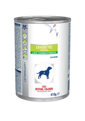 Veterinary Health Nutrition Dog Diabetic Can