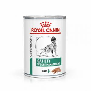 Veterinary Health Nutrition Dog Satiety Can