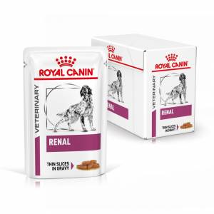 Veterinary Diet Dog Renal Pouch