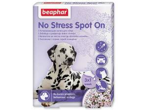 Beaphar No Stress Spot On pro psy 1 x 0,7 ml